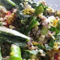 Kale, Quinoa & Falafel Salad