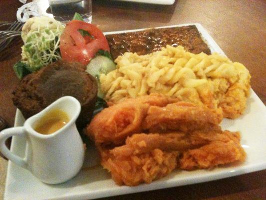 Soul Food Platter