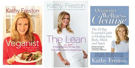 Kathy Freston's Books