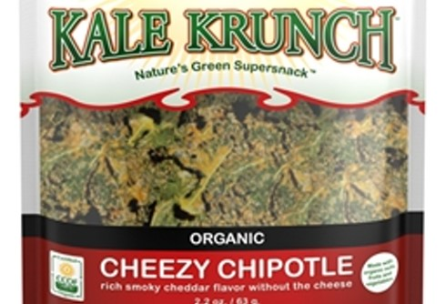 cheesy chipotle kale