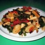 garlic-gnocchi