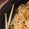 Dim Sum Chow Mein Noodles