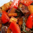 Thai people migrated south from China approximately 4,000 years ago. Because of that, Thai cuisine is influenced by Chinese methods like stir frying. Indian and Middle Eastern flavors have also […]