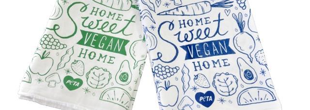 Home Sweet Vegan Home Credit PETA