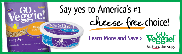 Go Veggie Cream Cheese