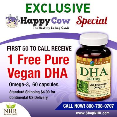 Pure Vegan DHA