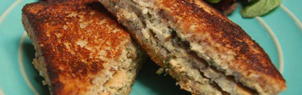 Baked-Tofu-and-Artichoke-Mushroom-Cashew-Griller