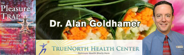 Dr. Alan Goldhamer Title Bar