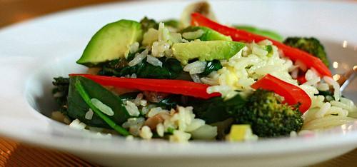 Healing rice Credit SweetOnVeg cc by 2.0