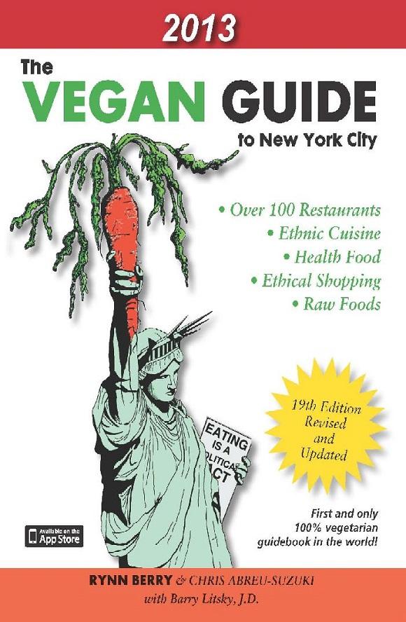 veganguidetonewyorkcity2013