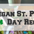 It's St. Patrick's day again, and that means you're probably thinking green! If you're in the mood to make some festive food but need some great vegan suggestions, then this […]