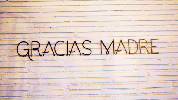 Gracias Madre gracias madre takes root in weho - the veggie blog