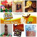 EASTER GIVEAWAY - Sjaak's Organic Chocolates