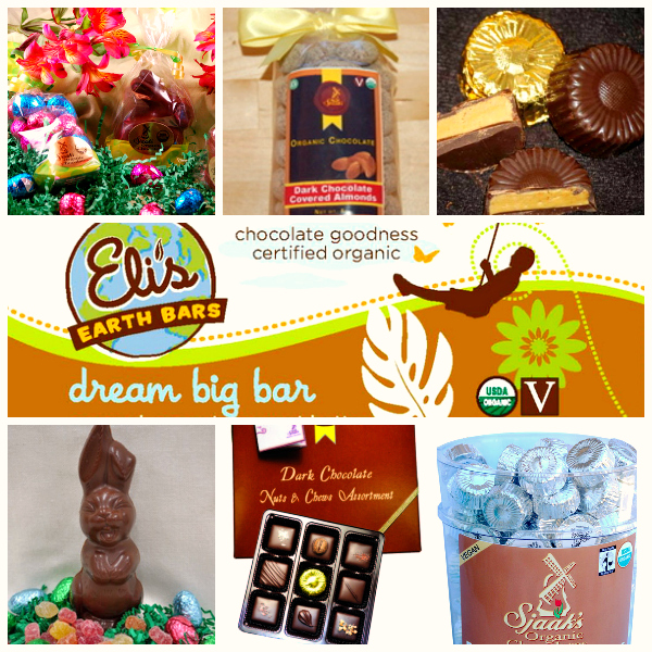EASTER GIVEAWAY - Sjaak's Organic Chocolates