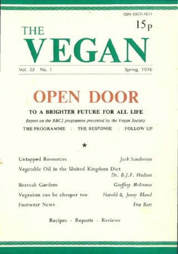 TheVeganSpring1976