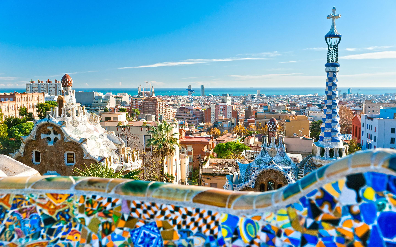 Just a packs vegan travel tips for barcelona the veggie blog barcelona spain stopboris Choice Image