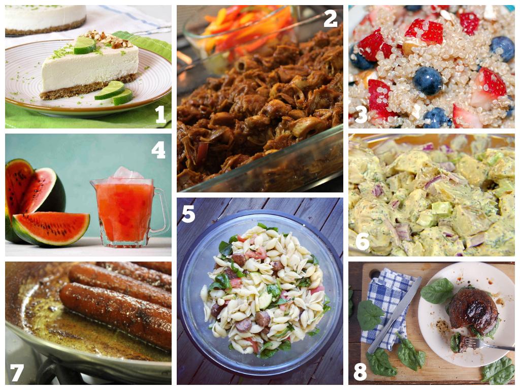 Vegan Grill Recipes