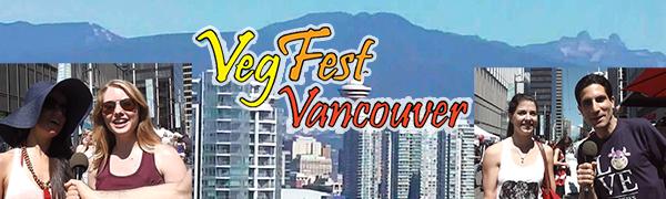 Vancouver Veg Fest Banner