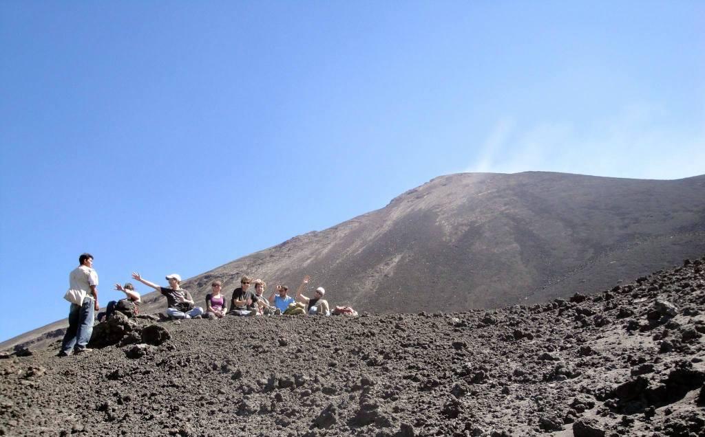 Top Tips For Volcano Hiking Vegans