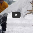 Even if you love winter time, we guarantee you're not as big a fan of snow as these adorable dogs and cats! Check them out as they jump, eat, make […]