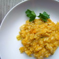 Here is a great yellow squash risotto recipe sure to please the whole family! Ingredients: 2 cups (400g) rice 1 onion, chopped 2 cups (300g) yellow squash, peeled and cubed […]