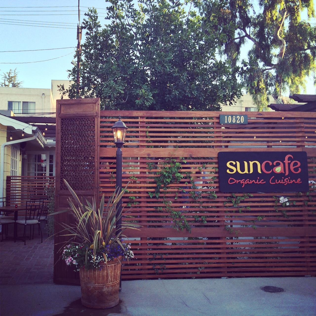 SunCafe On New Year's Eve