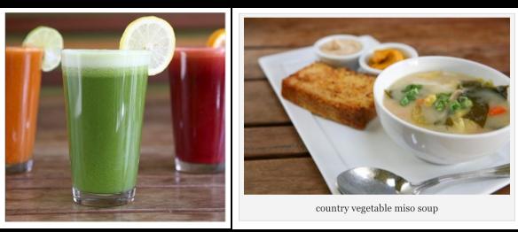 Real Food Daily - Vegan At The Airport