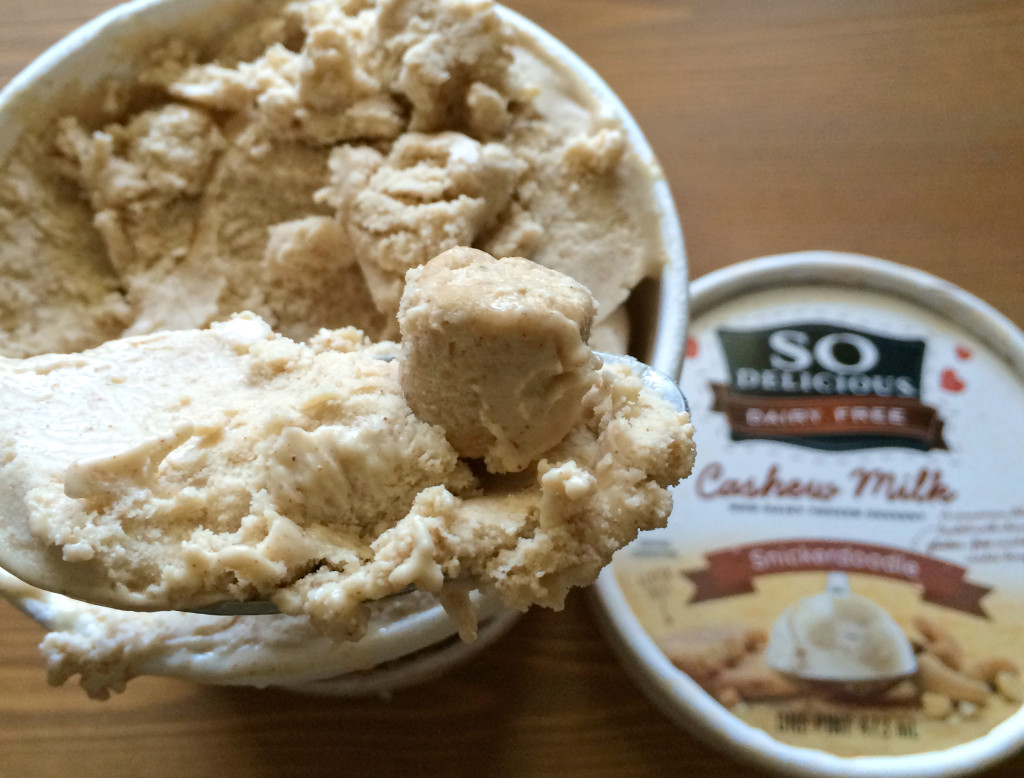 GIVEAWAY: So Delicious Cashew Milk Ice Cream