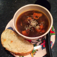 This soup is so flavorful that it doesn't rely on bread to give it a nice punch. However, bread is definitely always a plus. This recipe really hits the spot […]