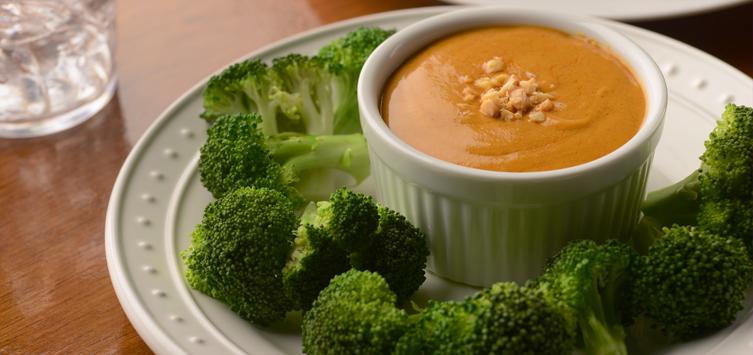 No-Blender Peanut Sauce - The Veggie Blog