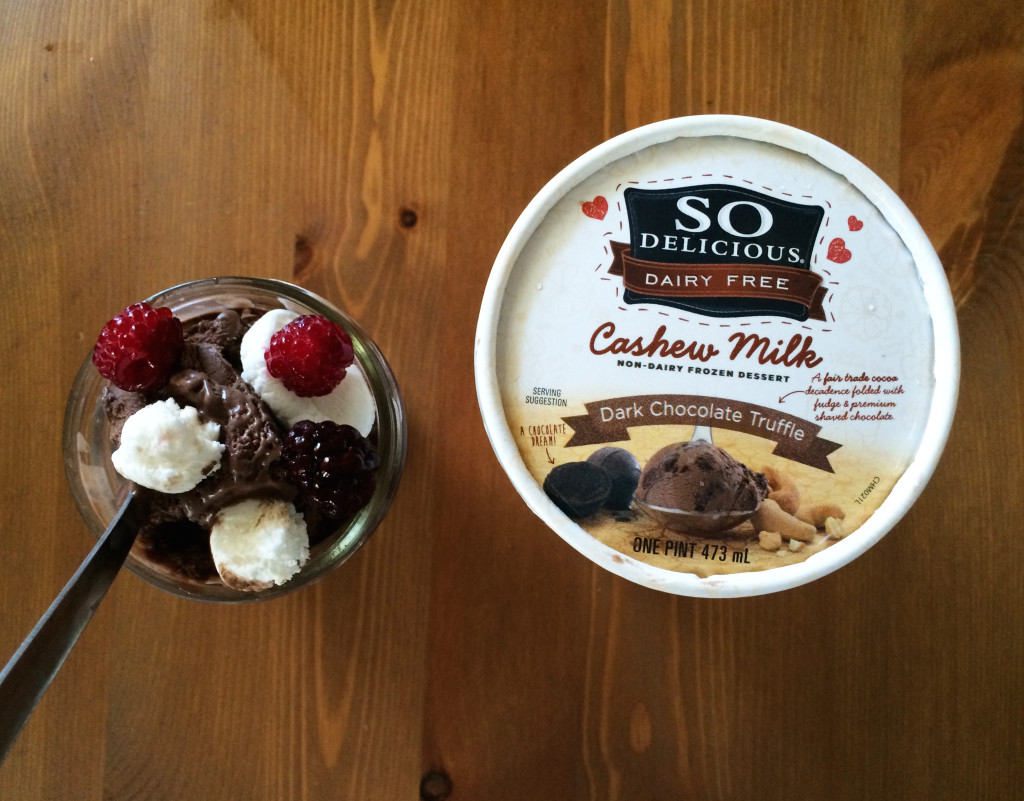 SUMMER GIVEAWAY: So Delicious® Dairy Free Cashew Milk Frozen Dessert