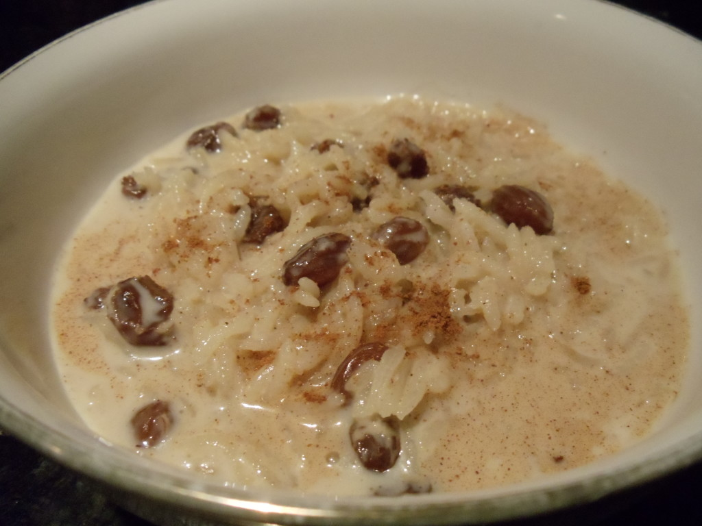 Vegan Rice Pudding And Vegan Decadent Chocolate Rice Pudding