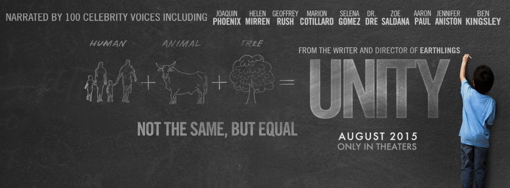 Unity – Not The Same, But Equal