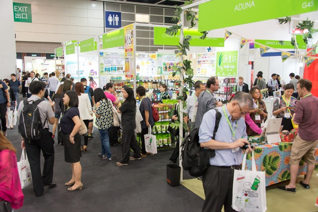 Natural And Organic Products Asia 2015: Fair Expands To Help Businesses Satisfy Asia's Growing Taste For Healthy And Quality Lifestyle Products