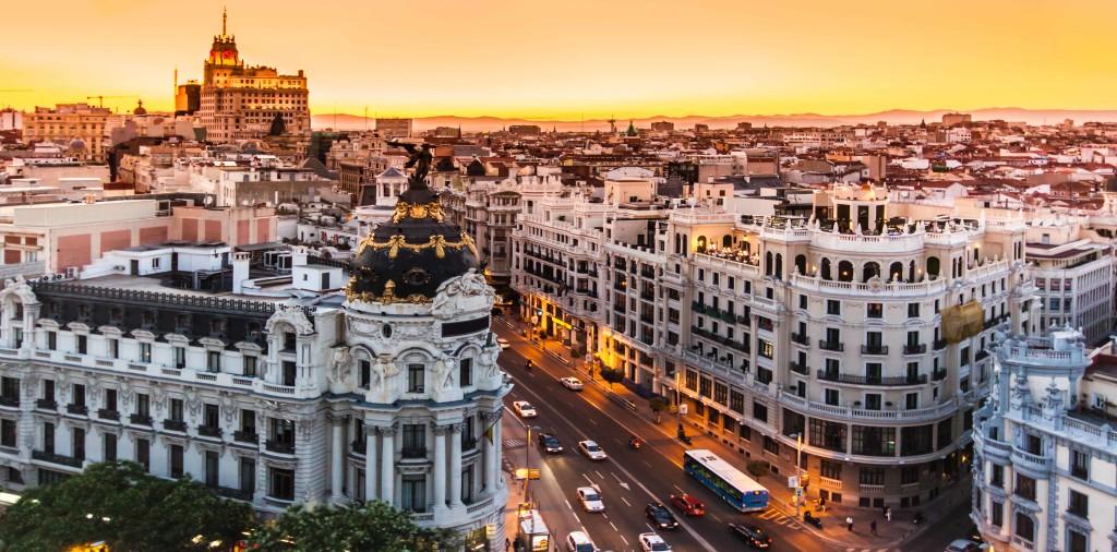 Vegan In Madrid