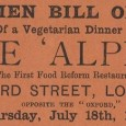 HappyCow Directory UK – 1881 In 1881 the entire UK had just 20 lacto-ovo vegetarian eating places & 22 food stores. The first title is 'tongue in cheek',HappyCow started in […]