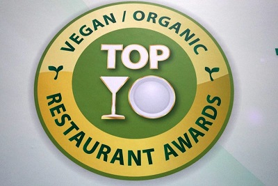 2015 Hong Kong Top 10 Vegan/Organic Restaurant Awards