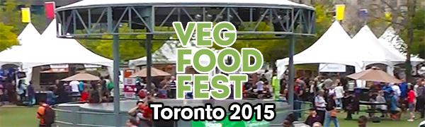 Toronto Veg Food Fest 2015