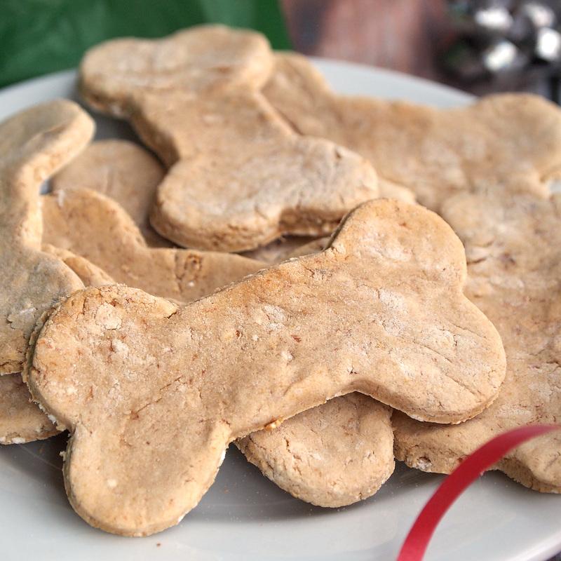Banana Bread Dog Treats