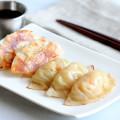 Vegetable Pot Stickers (Dumplings)