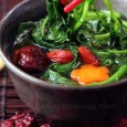 An easy Asian watercress soup with dates, goji and lots of ginger. This perfect combination of tender watercress leaves, red dates, carrots, ginger and a drizzle of sesame oil is […]