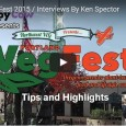 Watch our highlight video of Portland VegFest 2015 in Portland, Oregon. Interviews by HappyCow's Ken Spector. Locals talk about Portland's favorite vegan restaurants, products and other vegan tips. Watch our […]