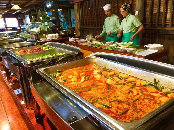 Zen Oasis Vegetarian Restaurant Review