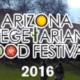 Watch our highlight video of the Arizona Vegetarian Food Festival 2016 at the Scottsdale Civic Center Amphitheater in Scottsdale, Arizona. Interviews by HappyCow's Ken Spector. The 2 day annual event […]