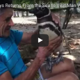 Meet the loyal penguin who travels 5,000 miles every year to visit the man who saved him from the brink of death. Retired bricklayer and part-time fisherman, 71-year-old Joao Pereira […]