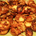 These tasty little gems are delicious as an appetizer, a side, or a snack. They caramelize while roasting, resulting in a chewy and creamy sweet potato. You can even add […]