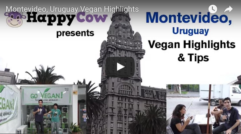 Montevideo, Uruguay - Vegan Highlights & Tips