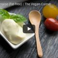 Fat Free Vegan Mayo