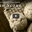This how-to recipe video for vegan scones is beautifully shot by Peaceful Cuisine! We can't help watching it over and over again Who will be trying out this recipe? Click […]