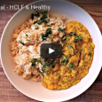 High Carb Hannah sharesa cool recipe for easy vegan dal in this quick video tutorial. Check out how to make alow fat, vegan version ofthis delicious dish: